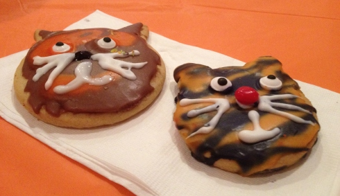 Spa'cat'ti  Dinner Cookies